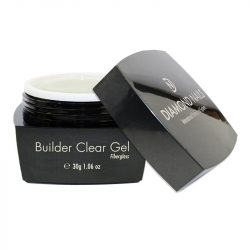 Builder Clear Üvegszálas Gel 30gr