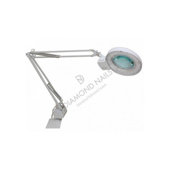 Asztali nagyítós lámpa