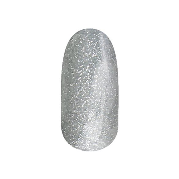 Gél Lakk - DN105 - Csillámló ezüst - Zselé lakk