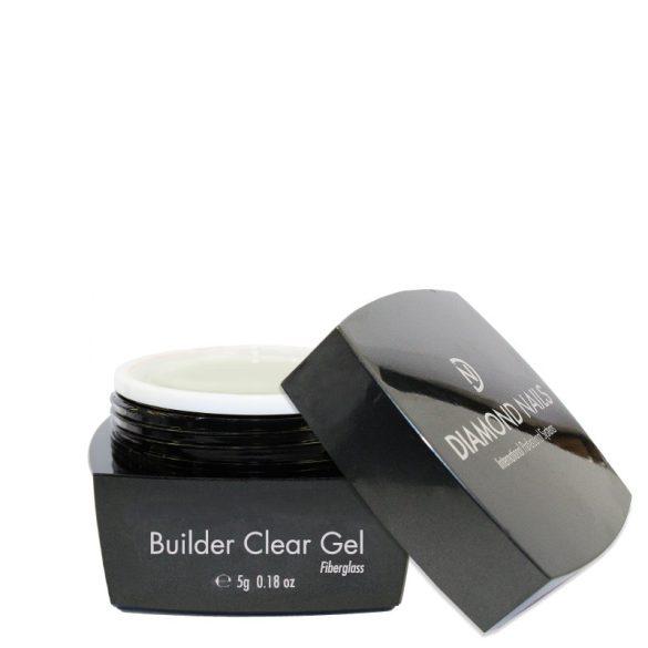 Builder Clear Üvegszálas Gel 5g