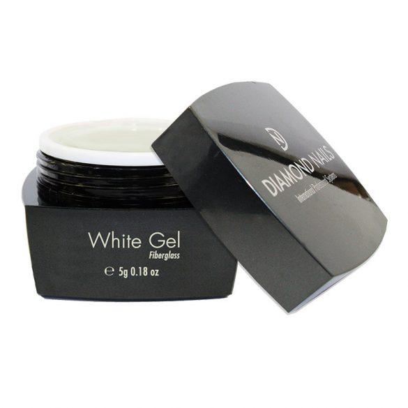 Üvegszálas White Gel 5g
