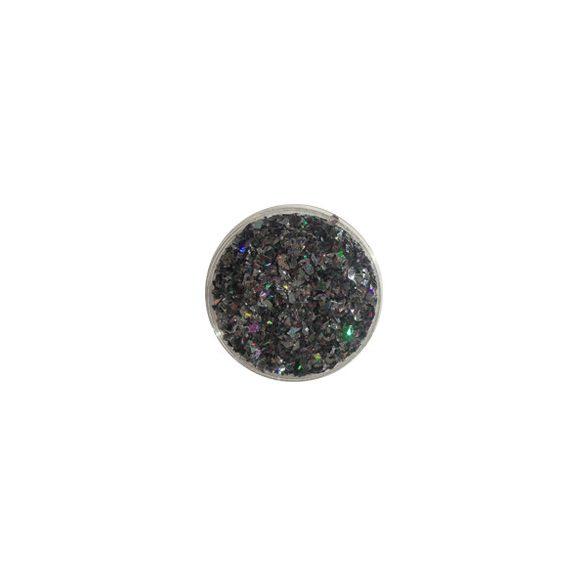 Metál jégfólia - Fekete