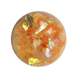 Jégfólia - Narancs