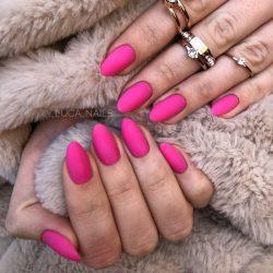 Gél Lakk - DN090 - Bonbon rózsaszín - Zselé lakk
