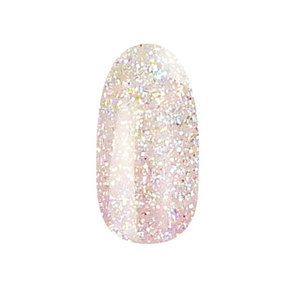 Gél Lakk 4ml -DN106 - Csillámló hologram - Zselé lakk