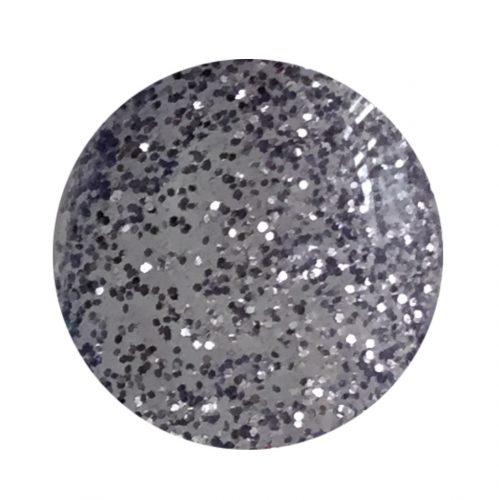 Szürke színes zselé csillámos 143