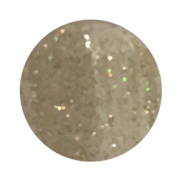 Arany színes zselé csillámos 162