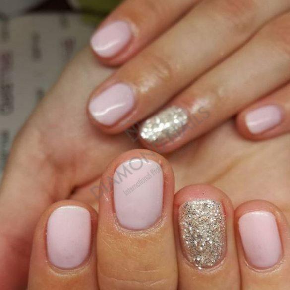 Zselé Lakk 4ml - DN143 - Csontszín