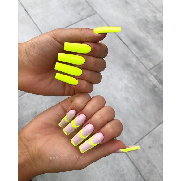 Gél Lakk - DN149 - Neon sárga - Zselé lakk