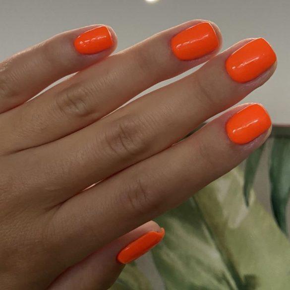 Gél Lakk - DN150 - Brilliant Orange - Zselé lakk