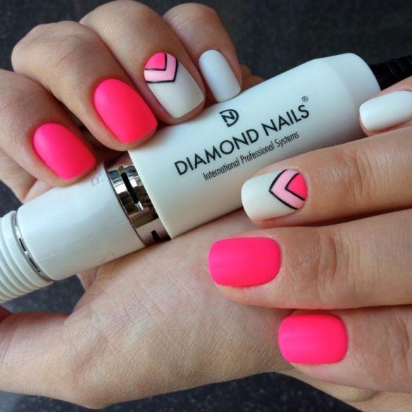 Gél Lakk 4ml -DN152 - Neon rózsaszín - Zselé lakk