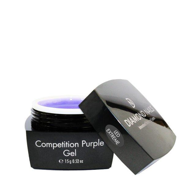 Extreme LED Competition Purple Zselé 15g