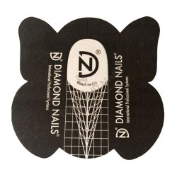 Sablonpapír DN fekete-fehér- STILETTO 330db