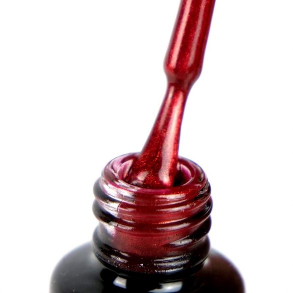 Gél Lakk - DN166 - Sangría (fémes) - Zselé lakk