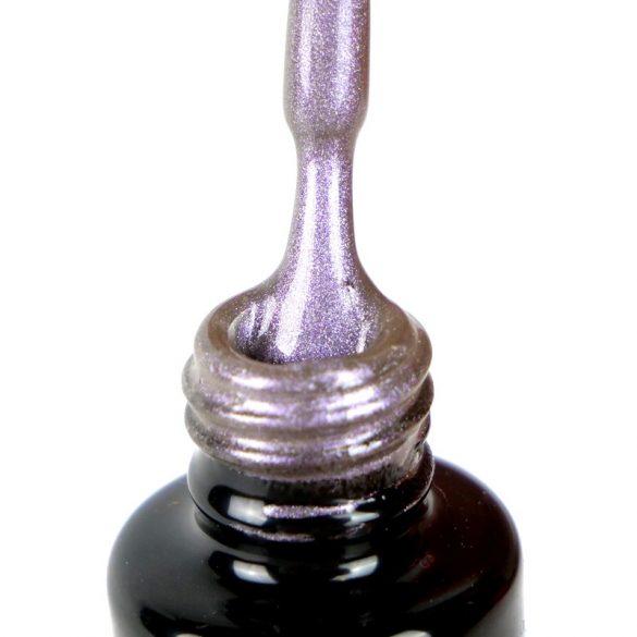 Gél Lakk - DN165 - Ezüstmetál (lilás) - Zselé lakk