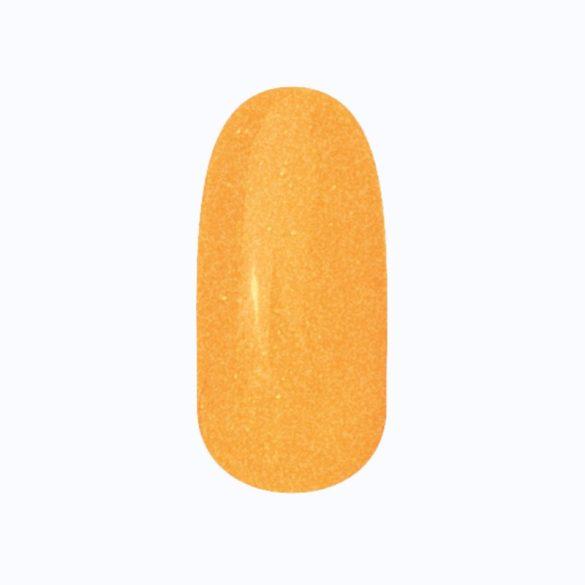 Gél Lakk - DN190 - Youthful Orange (csillámos) - Zselé lakk