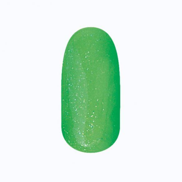 Gél Lakk 4 ml - DN194 - Csillámló neon zöld - Zselé lakk