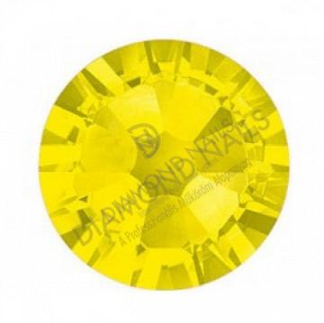 Swarovski citromsárga strasszkő SS5 50db