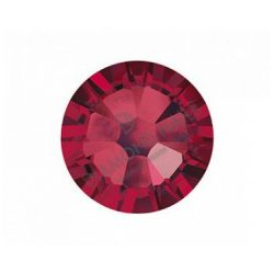 Swarovski ruby strasszkő SS5 20db
