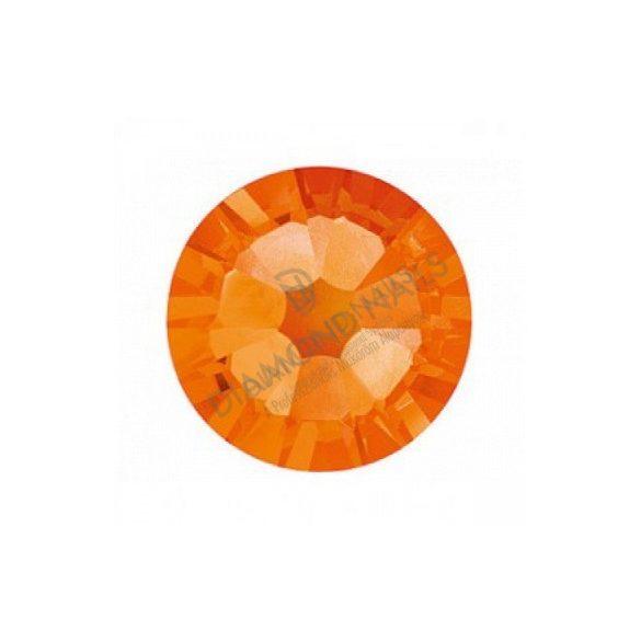 Swarovski narancs strasszkő SS5 50db