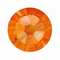 Swarovski narancs strasszkő SS5 20db