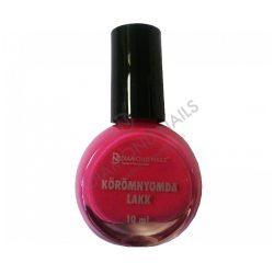 Körömnyomda Lakk - Rózsaszín - 12