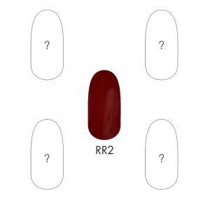 RR2 4+1 Gél Lakk csomag - Zselé lakk