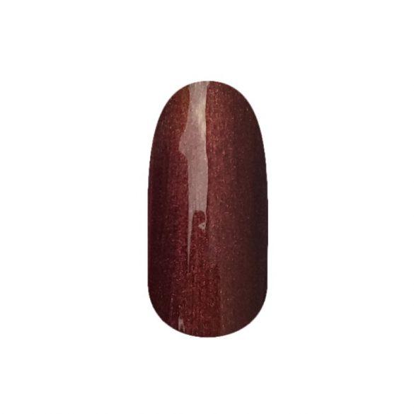 Gél Lakk 4ml -DN206 - Csokoládébarna (gyöngyház) - Zselé lakk