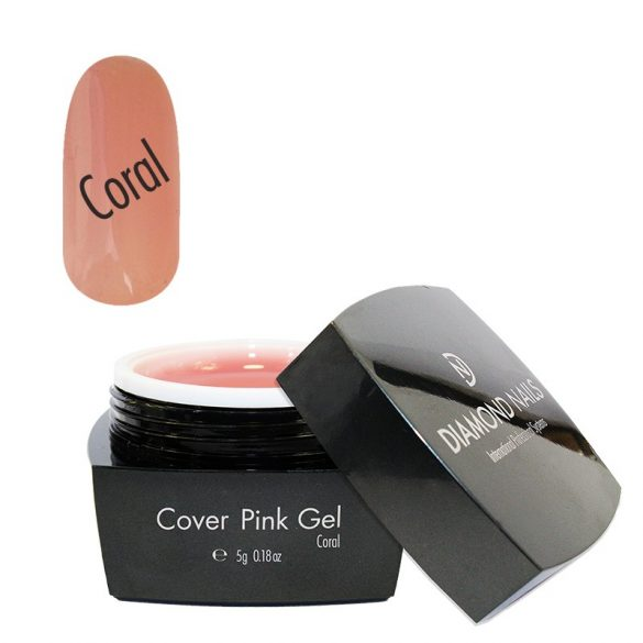 Cover Pink Zselé 5g - Coral