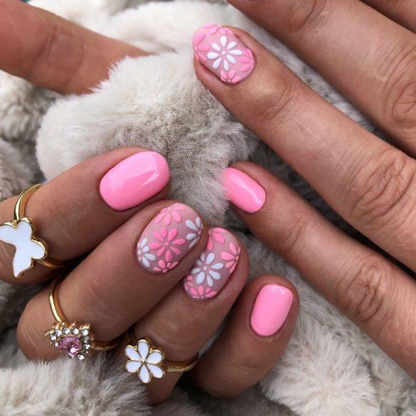 Gél Lakk 4ml -DN210 - ÚJ - Vattacukor - Zselé lakk