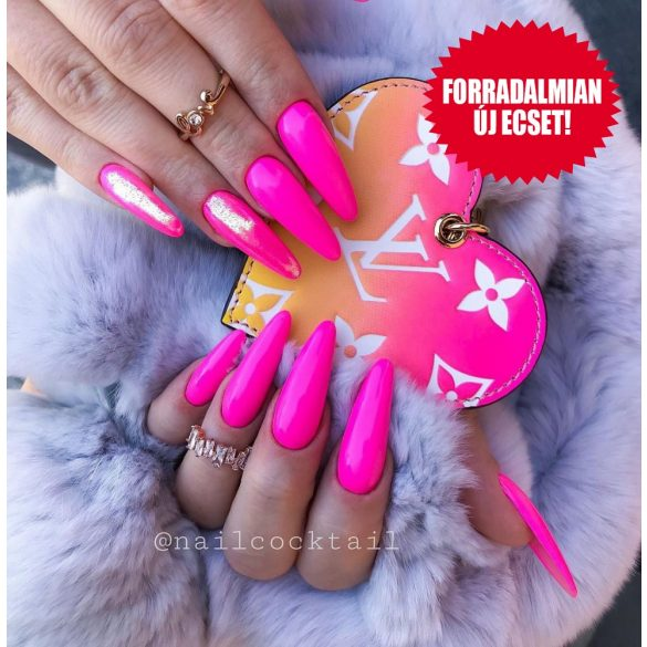 Zselé Lakk 4ml - DN211 - ÚJ - Cinderella