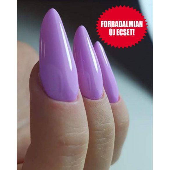 Zselé Lakk 4ml - DN212 - ÚJ - Halvány viola