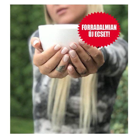 Zselé Lakk 4ml - DN030 - Gyöngyház fehér