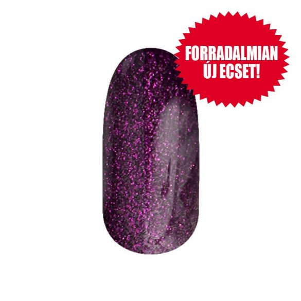 Zselé Lakk 4ml - DN100 - Lila csillám