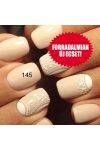 Zselé Lakk 4ml - DN145 - Tejeskávé