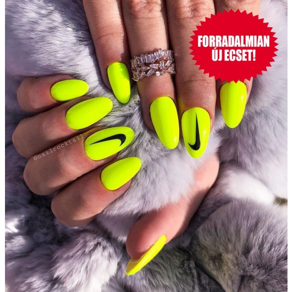 Zselé Lakk 4ml - DN149 - Neon sárga
