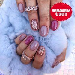 Zselé Lakk 4ml  DN187 - Levendula