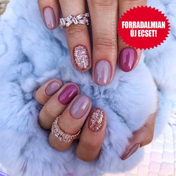 Gél Lakk 4ml -DN187 - Levendula - Zselé lakk