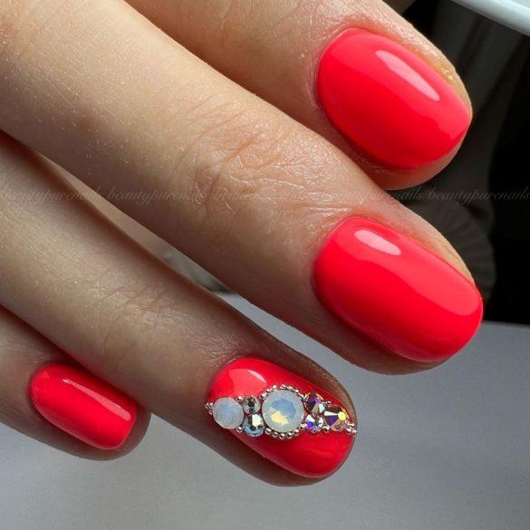 Zselé Lakk 4ml - DN151 - Neon