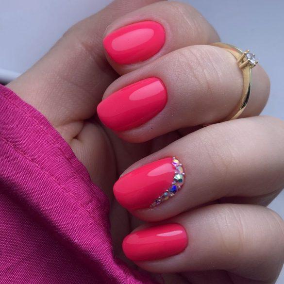 Zselé Lakk 4ml - DN152 - Kihúzófilc (rózsaszín)