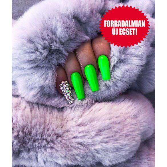 Zselé Lakk 4ml - DN153 - Neon zöld