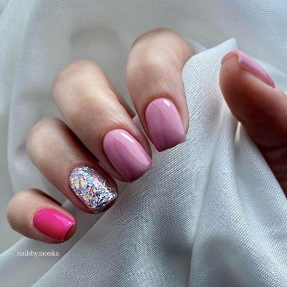Zselé Lakk 4ml - DN176 - Rosebud