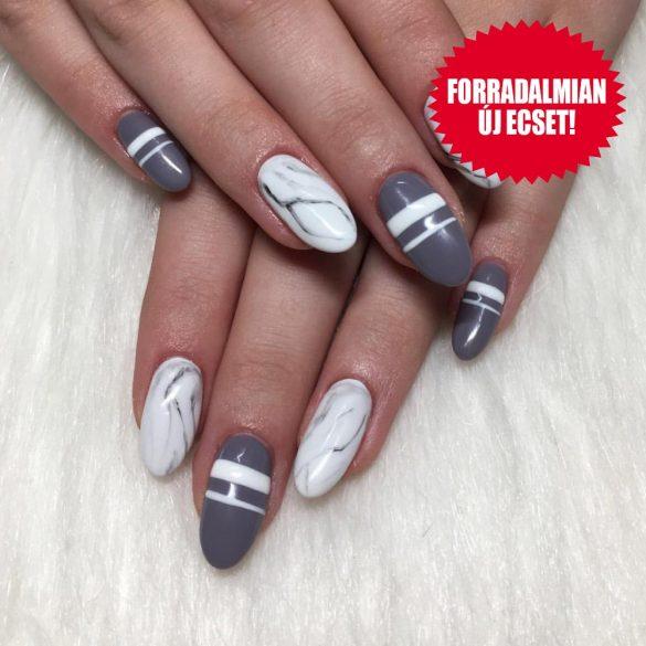 Gél Lakk 4ml -DN216 - ÚJ - Grafit - Zselé lakk