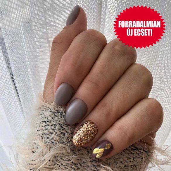 Zselé Lakk - DN205 - Taupe Grey