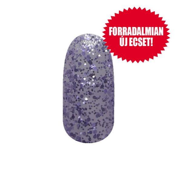 Zselé Lakk 4ml - DN230 - Csillámló levendula