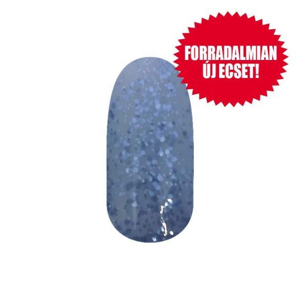 Gél Lakk 4ml -DN231 - Csillámló farmerkék - Zselé lakk