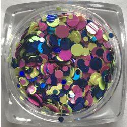 Rainbow konfetti #13