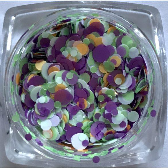 Rainbow konfetti #16