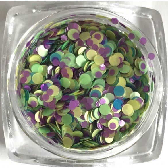 Rainbow konfetti #19
