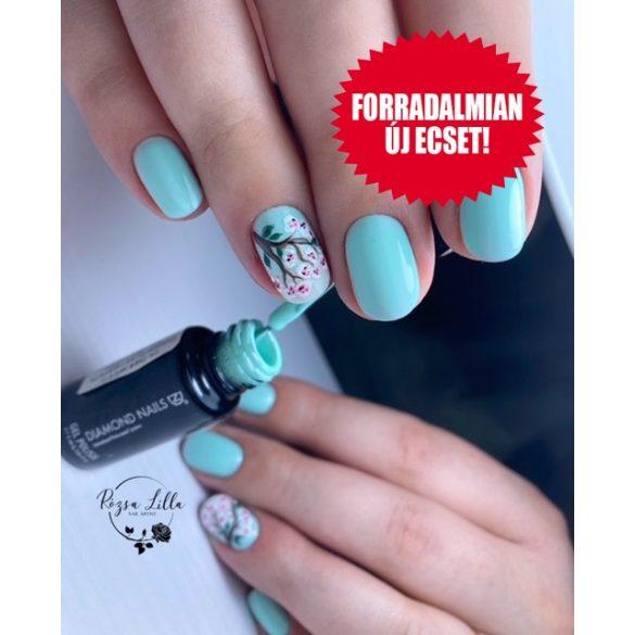 Gél Lakk 4ml -DN235 - Candy Mint - Zselé lakk